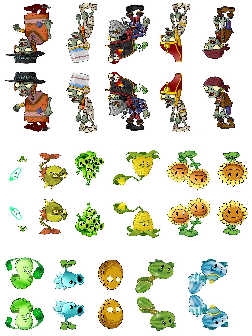 Plants Vs Zombies Part 2 Of 534975348754893754893574